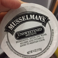Musselman's Natural Unsweetened No Sugar Added Apple Sauce uploaded by Alicia B.