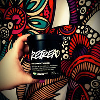 LUSH Cosmetics Retread Hair Conditioner uploaded by Tiara D.