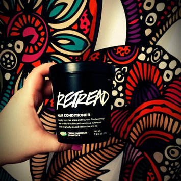 Photo of LUSH Cosmetics Retread Hair Conditioner uploaded by Tiara D.