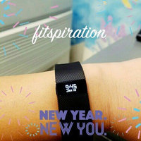 Fitbit - Charge Wireless Activity Tracker + Sleep Wristband (small) - Black uploaded by Nancy T.