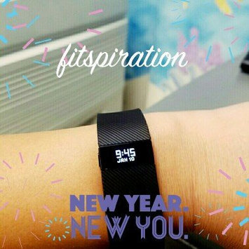 Photo of Fitbit - Charge Wireless Activity Tracker + Sleep Wristband (small) - Black uploaded by Nancy T.