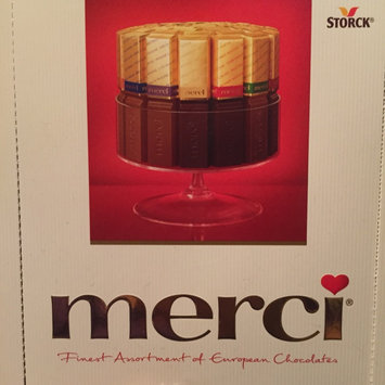 Photo of Storck Merci Finest Assortment of European Chocolates 7 oz uploaded by Mary N.