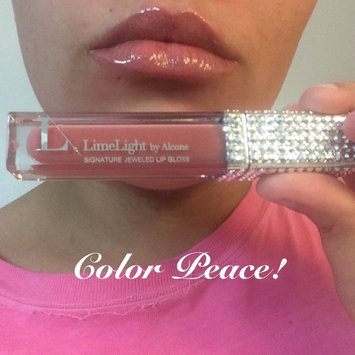 LimeLight BY Alcone Signature Jeweled Lip Gloss uploaded by Tamika J.