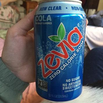 Photo of Zevia Zero Calorie Soda Cola - 6 CT uploaded by Jena W.