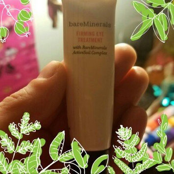 Photo of Bare Escentuals bareMinerals Skincare Firming Eye Treatment uploaded by Alyssa M.