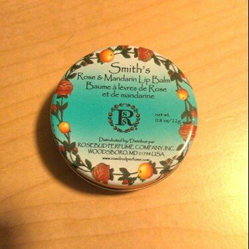 Rosebud Perfume Company Rosebud Perfume Co. Rose & Mandarin Lip Balm uploaded by Raven H.