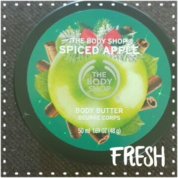 The Body Shop Spiced Apple Body Butter uploaded by Danika G.