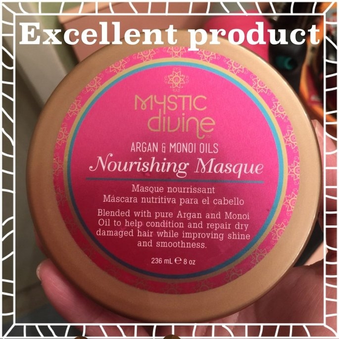 Mystic Divine Nourishing Oil Treatment uploaded by Ana M.