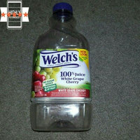 Welch's® White Grape Cherry 100% Juice 64 fl. oz. Plastic Bottle uploaded by Mary B.