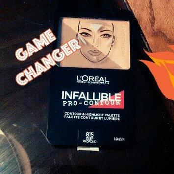 Photo of L'Oréal Paris Infallible Pro Contour Palette Deep/Profond 0.24 oz. Compact uploaded by Lexxii W.