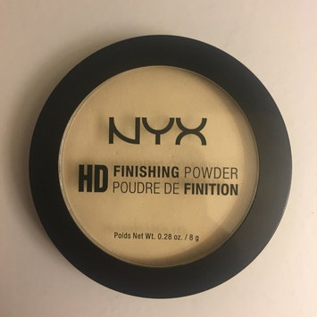 NYX HD Finishing Powder Banana uploaded by Alison S.