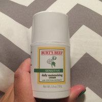 Burt's Bees Sensitive Daily Moisturizing Cream uploaded by Madison C.