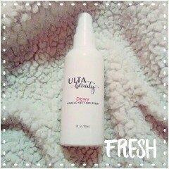 ULTA Dewy Makeup Setting Spray uploaded by Caitlyn B.