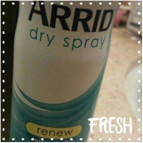 Arrid® Renew Ultra-Clear Dry Spray Antiperspirant Deodorant 4 oz. Aerosol Can uploaded by Natalia  L.