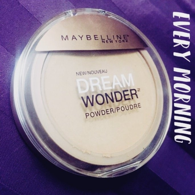 Maybelline Dream Wonder Powder uploaded by Nikki D.