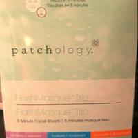 Patchology FlashMasque Trio uploaded by Marina P.