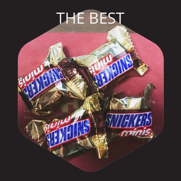 Snickers Minis uploaded by Jami Lynn C.