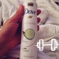 Dove® Powder Soft Dry Spray Antiperspirant Deodorant uploaded by Angelica S.