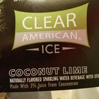 Clear American Ice Coconut Lime Flavored Sparkling Water, 12 fl oz, 8 pack uploaded by Brooklyn D.
