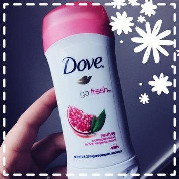 Photo of Dove Advanced Care Go Fresh Rebalance Antiperspirant uploaded by Kristina S.