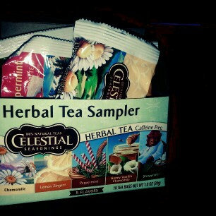 Celestial Seasonings Herbal Tea Sampler Caffeine Free Herbal Tea - 18 CT uploaded by Darlisha S.