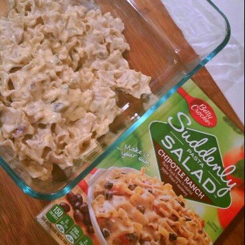 Photo of Betty Crocker™ Suddenly Pasta Salad™ Chipotle Ranch uploaded by Stacy C.