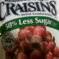 Ocean Spray Reduced Sugar Craisins Dried Cranberries 50% Less Suger uploaded by Abigail G.