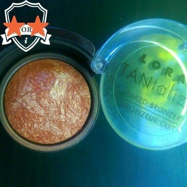 LORAC TANtalizer Baked Bronzer uploaded by Neema S.