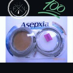 Photo of Asepxia Shine Control Compact Powder uploaded by Jessica G.