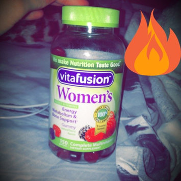 Photo of MISC BRANDS Vitafusion Women's Gummy Vitamins Complete MultiVitamin Formula uploaded by Molly B.