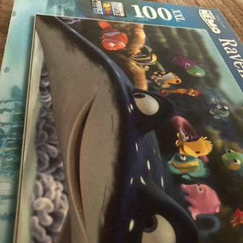 Photo of Ravensburger Disney Pixar Finding Nemo - Nemo and His Friends 100 Piece XXL Puzzle uploaded by Daniela M.