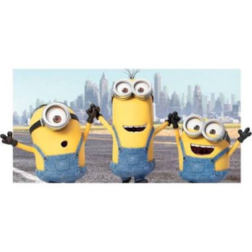 Photo of Universal Minions Take Manhattan 3D Body Pillow uploaded by Mallory R.