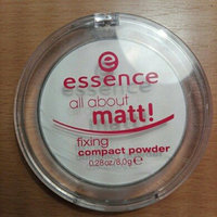 Essence All About Matt! Fixing Compact Powder uploaded by member-a89adf1f2