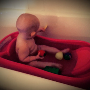 Photo of The First Years Sure Comfort Deluxe Tub uploaded by Nancy W.