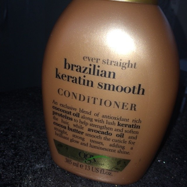 Organix Ever Straight Anti-Breakage Hair Serum uploaded by Julia A.