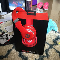BEATS by Dr. Dre Beats Studio 2.0 - Red (900-00063-01) uploaded by Katie C.