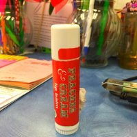 Treat Jumbo Peaches and Cream Organic Lip Balm Cruelty Free .50 Ounces uploaded by Melissa S.