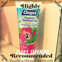 Arm & Hammer™ Kid's Spinbrush™ My Little Pony Powered Toothbrush & Orajel™ Toothpaste Set uploaded by Blythe S.