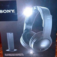 Sony MDR-RF985RK 900MHz Wireless Stereo Headphones uploaded by carly k.