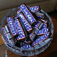 Snickers Chocolate Bar uploaded by Driele S.