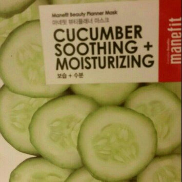 Photo of Manefit Beauty Planner Cucumber uploaded by Katy G.
