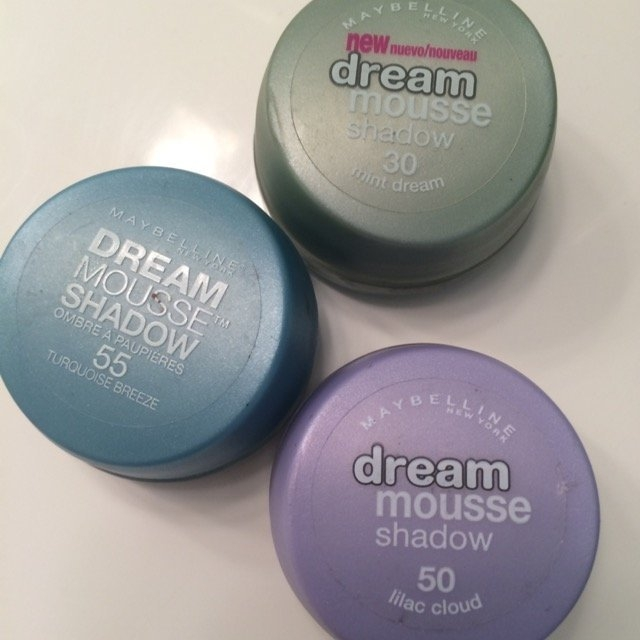 Maybelline Dream Mousse Eye Shadow 30 Mint Dream 2-Pack uploaded by Kimberly M.