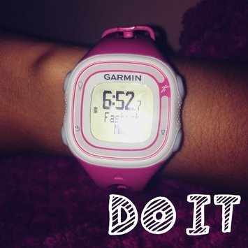 Photo of Garmin Forerunner 10 GPS Running Watch - Pink uploaded by Kya F.