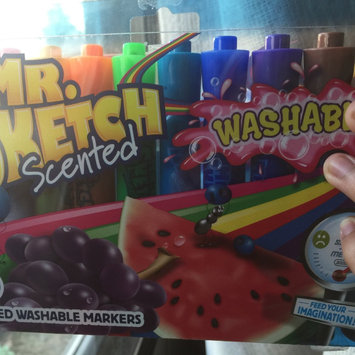 Mr. Sketch Scented Washable Markers uploaded by Marisol G.