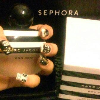 Photo of Marc Jacobs Fragrance Mod Noir Eau de Parfum uploaded by Juanita R.