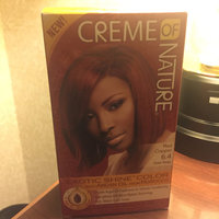 Creme Of Nature Nourishing Permanent Hair Color uploaded by Stacy K.