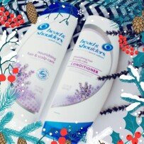 Nourishing Head and Shoulders Nourishing Hair and Scalp Care 2in1 with Lavender Essence 13.5 fl oz uploaded by Ruth D.
