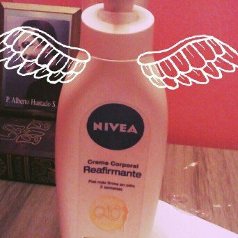 Nivea Skin Firming Body Lotion with Q10 Plus uploaded by constanza c.