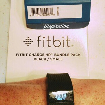 Photo of Fitbit Charge HR + FitStar Personal Training Bundle - Small uploaded by Julie B.