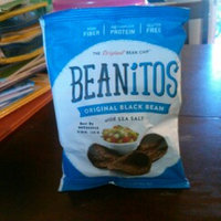 Beanitos Original Black Bean with Sea Salt Chips uploaded by Kechell J.